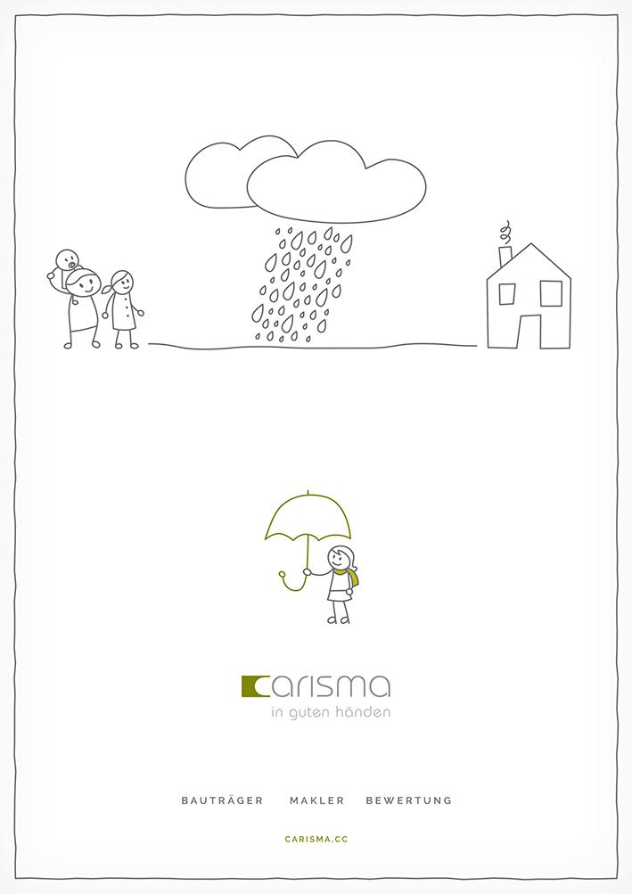 Charisma | Printkampagne